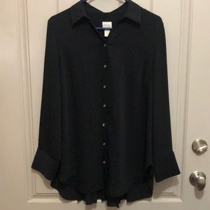 Gorgeous Like New Chico's Tunic Blouse
